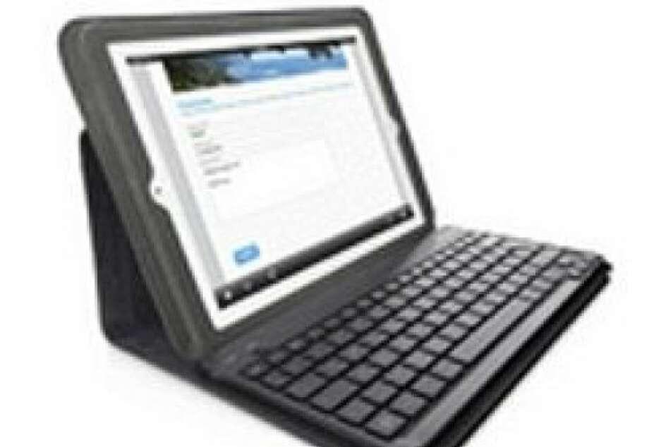 Belkin Keyboard Folio for iPad2 Photo: Cnet Review