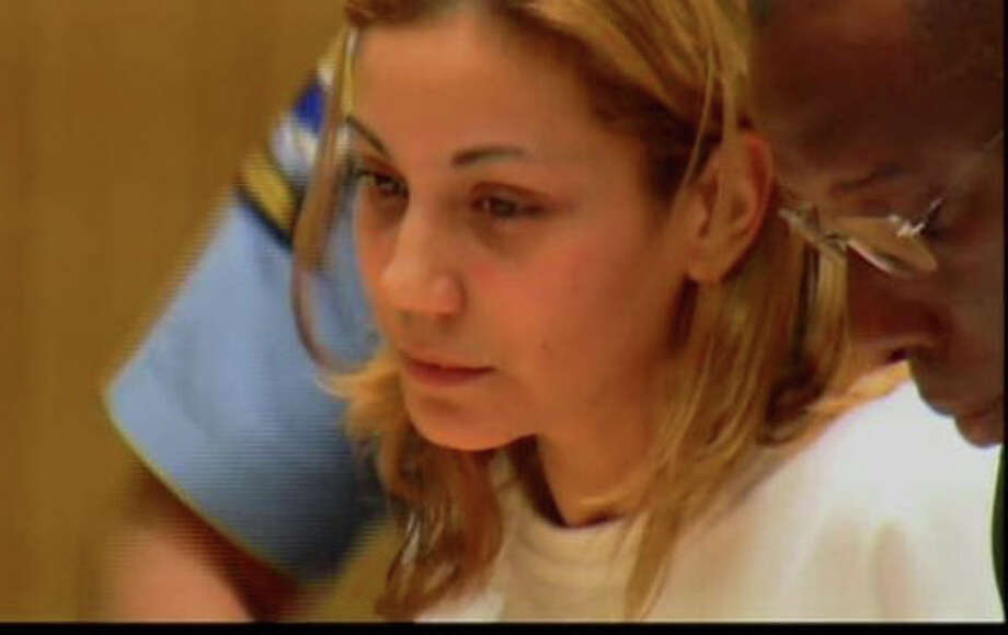 Yadira Torres, of Benton Street, Hartford, pleaded guilty to two counts of second-degree manslaughter and single counts of reckless driving and driving under the influence of drugs or alcohol Nov. 22 in state Superior Court in Stamford. Photo: File Photo