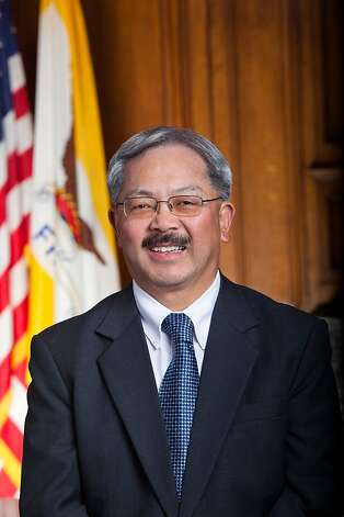Ed Lee is a candidate in the San Francisco mayor's race. San Francisco Mayor Ed Lee - January 18, 2011 Photo: Courtesy