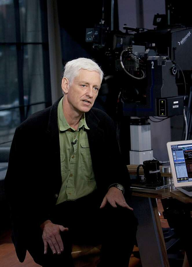 Peter Norvig, director of research at Google Inc., stands for a portrait after a Bloomberg Television interview in San Francisco, California, U.S., on Thursday, March 17, 2011. Google aims to maintain the atmosphere of a start-up company within a big company to foster innovation, Norvig said. Photographer: David Paul Morris/Bloomberg *** Local Caption *** Peter Norvig Peter Norvig, director of research at Google Inc., speaks during a Bloomberg Television interview in San Francisco, California, U.S., on Thursday, March 17, 2011. Google aims to maintain the atmosphere of a start-up company within a big company to foster innovation, Norvig said. Photographer: David Paul Morris/Bloomberg *** Local Caption *** Peter Norvig Photo: David Paul Morris, Bloomberg