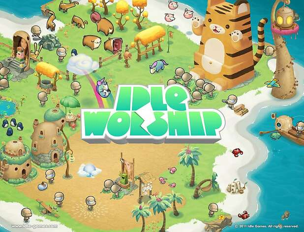 Idle Worship is idle-games newest game. Photo: Idle-games.com