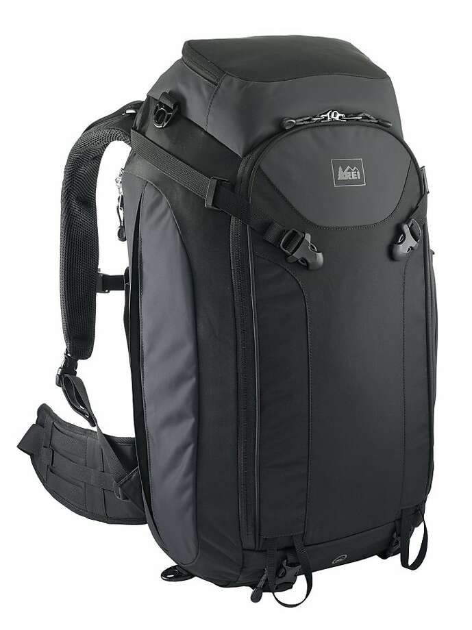 The REI Vagabond 40 Travel Pack would be the perfect travel pack for hut-to-hut hiking in the Austrian Alps or inn-to-inn rambling in the Cotswolds Photo: Www.rei.com