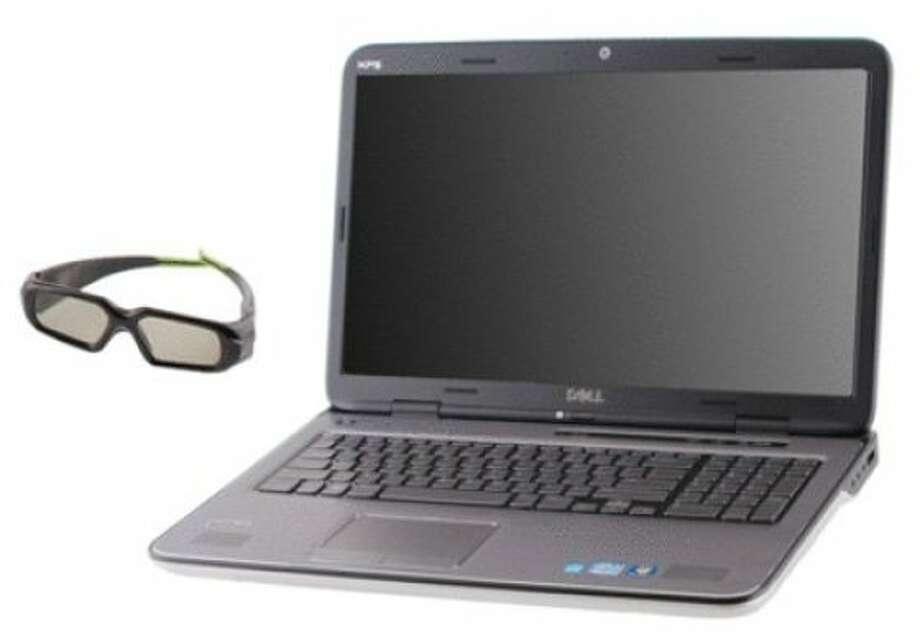 Dell XPS 17 3D Photo: Cnet Review