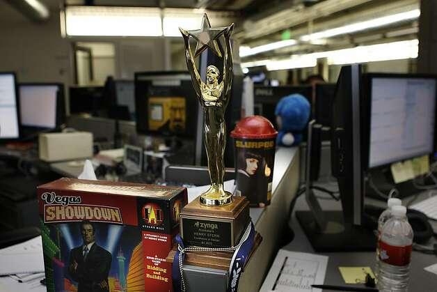 Zynga hoping to make a killing on mob game sequel sfgate for Zynga office design