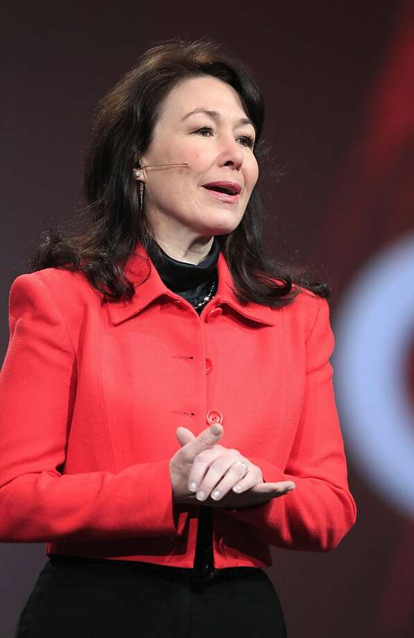 Safra Catz, co-president and chief financial officer of Oracle Corp., speaks during the Oracle OpenWorld 2011 conference in San Francisco, California, U.S., on Wednesday, Oct. 5, 2011. Oracle Corp. introduced two new computer systems, one with faster data access and another for organizing information from the Web, as it aims to win market share from International Business Machines Corp. and SAP AG. Photographer: Tony Avelar/Bloomberg *** Local Caption *** Safra Catz Photo: Tony Avelar, Bloomberg