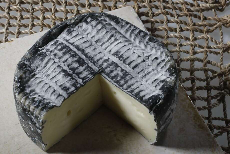 Carboncino cheese in San Francisco, California, on Wednesday, September 28, 2011. Photo: Liz Hafalia, The Chronicle