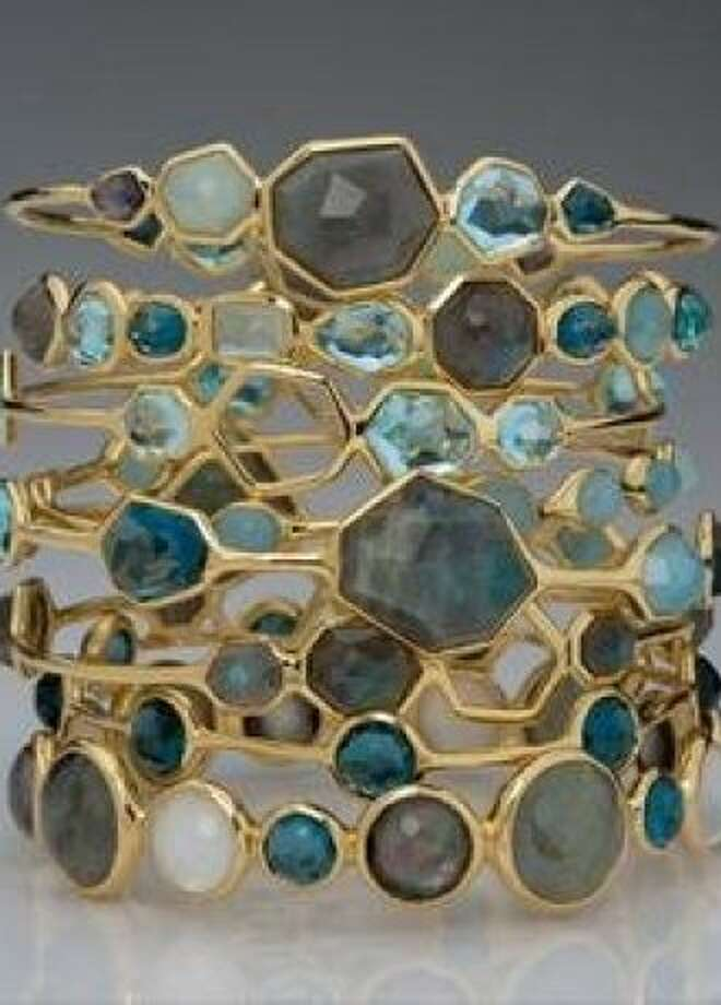 An Ippolita in-store boutique opens Oct. 14, 2011, at Neiman Marcus Union Square. Photo: Neiman Marcus