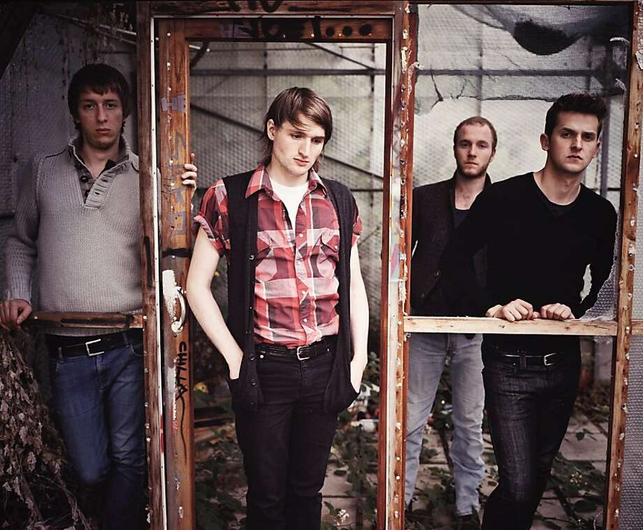 Wild Beasts. (2009) Photo: Domino