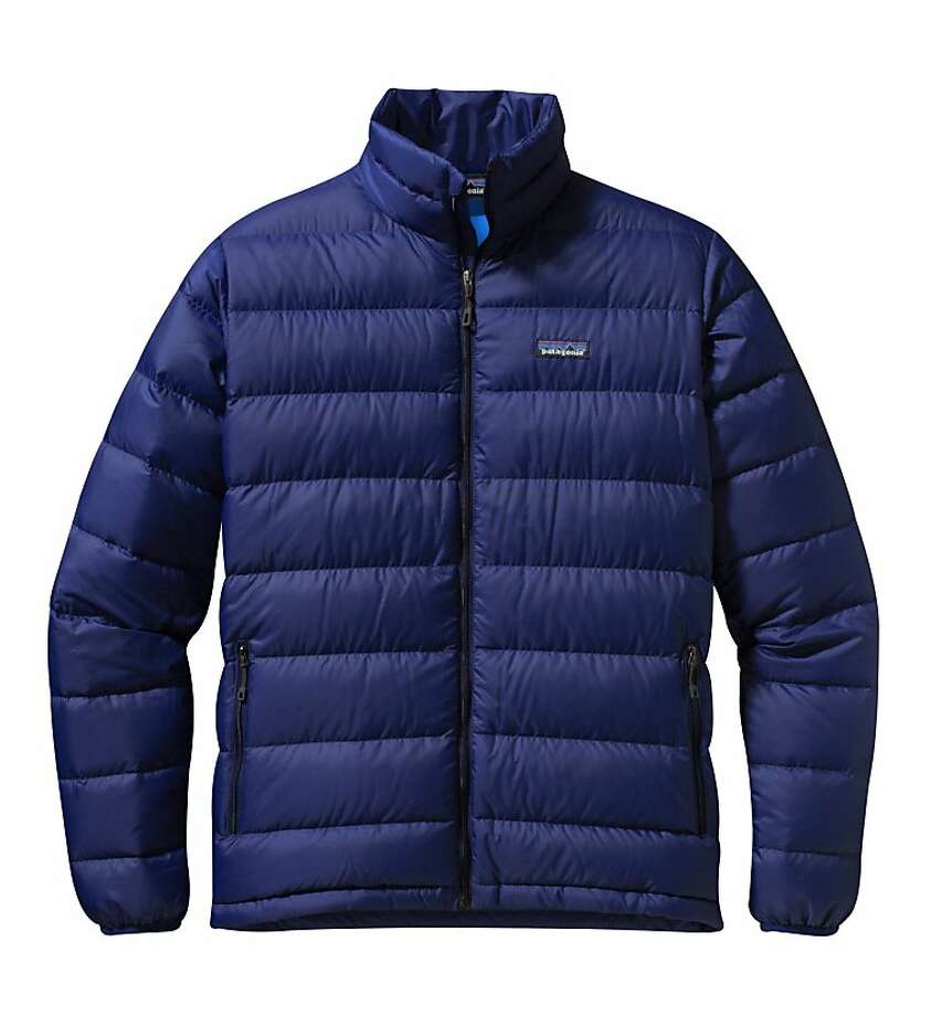 The Pantagonia Hi-Loft Down Sweater is halfway between a sweater and a traditional down jacket. Photo: Www.pantagonia.com