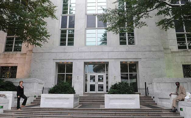 The Saudi Embassy in Washington, D.C., is seen on Tuesday, October 11, 2011. An elaborate Iranian-backed plot to assassinate the Saudi ambassador to the United States was disrupted by FBI and DEA agents, officials said Tuesday. (Olivier Douliery/Abaca Press/MCT) Photo: Olivier Douliery, MCT