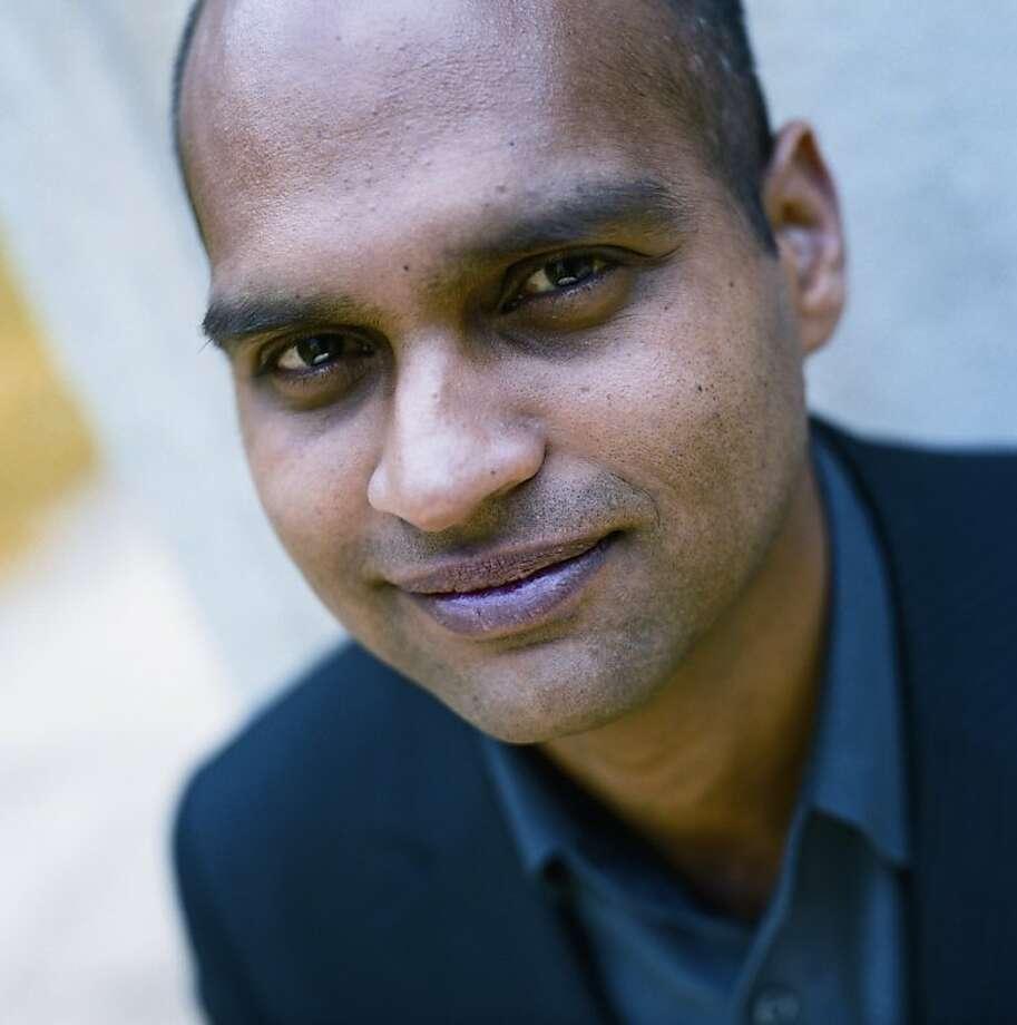 Aravind Adiga Photo: Mark Pringle
