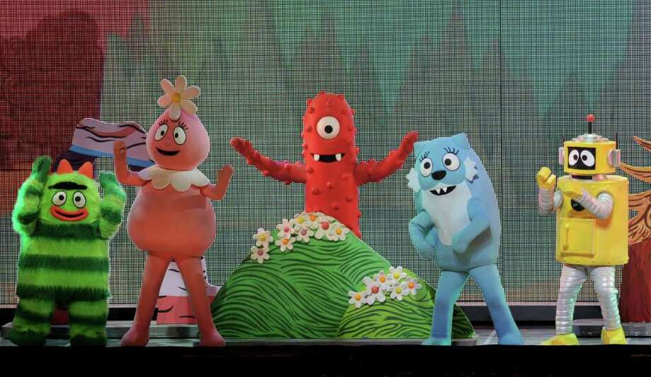 Yo Gabba Gabba: Even hipsters without kids have an affinity for this 