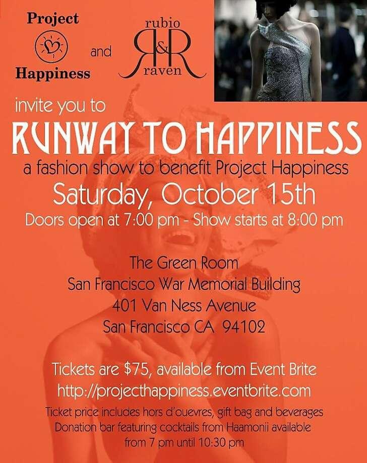Runway to Happiness Photo: Runway To Happiness