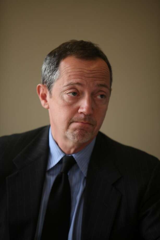Mayoral candidate, Bevan Dufty, is seen in San Francisco, Calif., on Tuesday, October 4, 2011. Photo: Lea Suzuki, The Chronicle