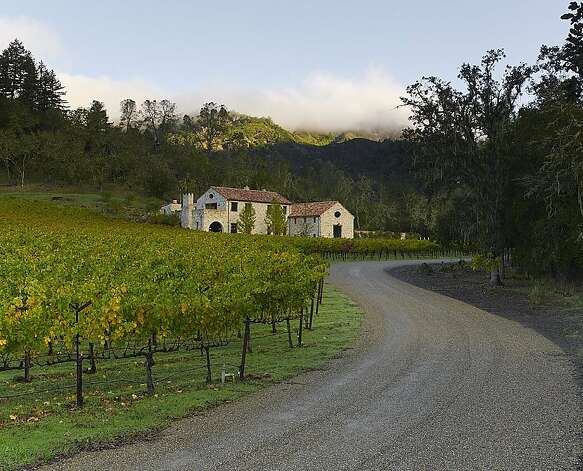 Kelly Fleming Wines, 2339 Pickett Road (off Silverado Trail), Calistoga, (707) 942-6849. Photo: Kelly Fleming Wines