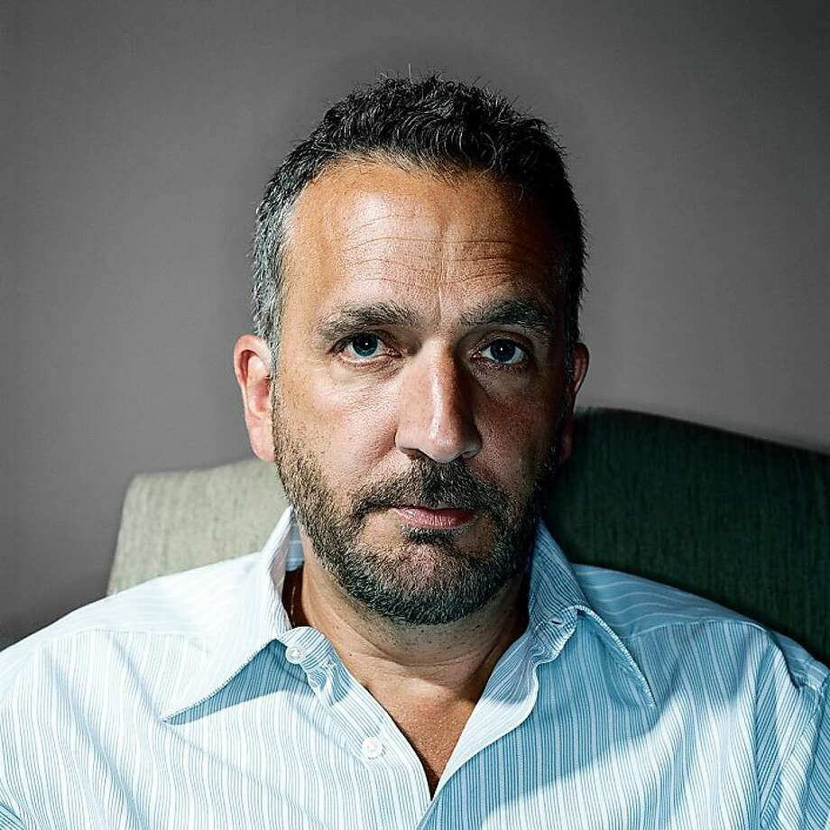 George Pelecanos Photo: Ian Allen