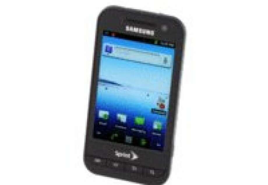 Samsung Conquer 4G (Sprint) Photo: Cnet