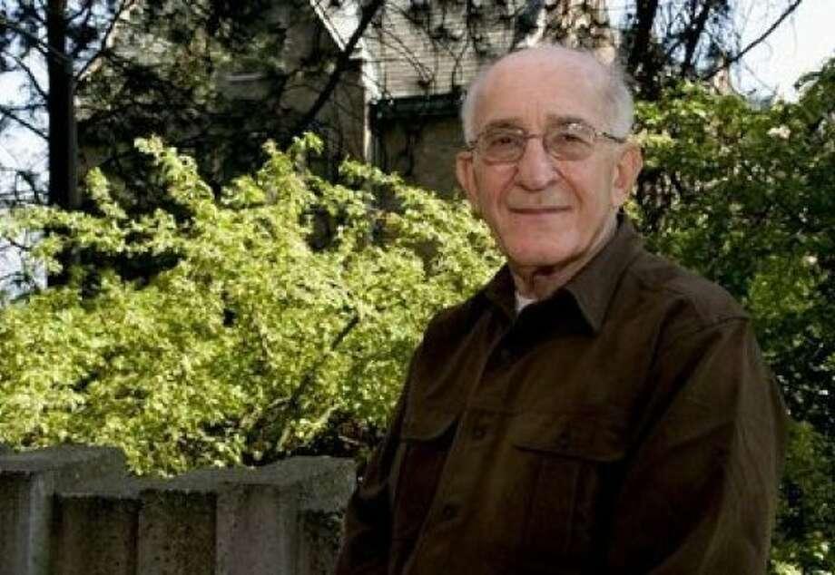 Herbert Blau, founder of the Actors Workshop in San Francisco Photo: Kathy Sauber 2008