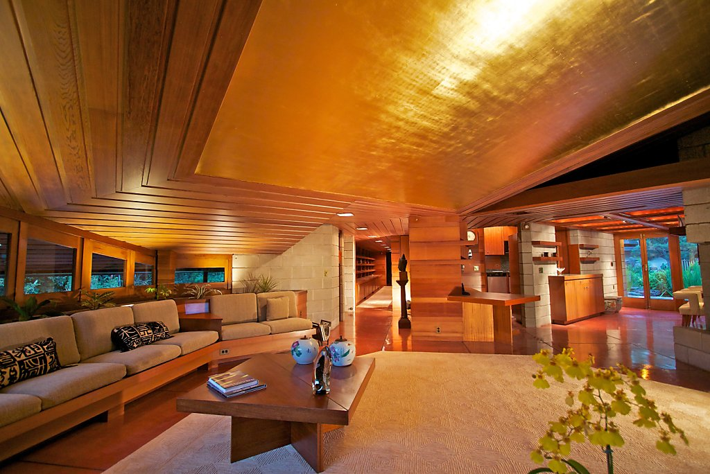 Historical Masterpiece Offers Usonian Utility Sfgate