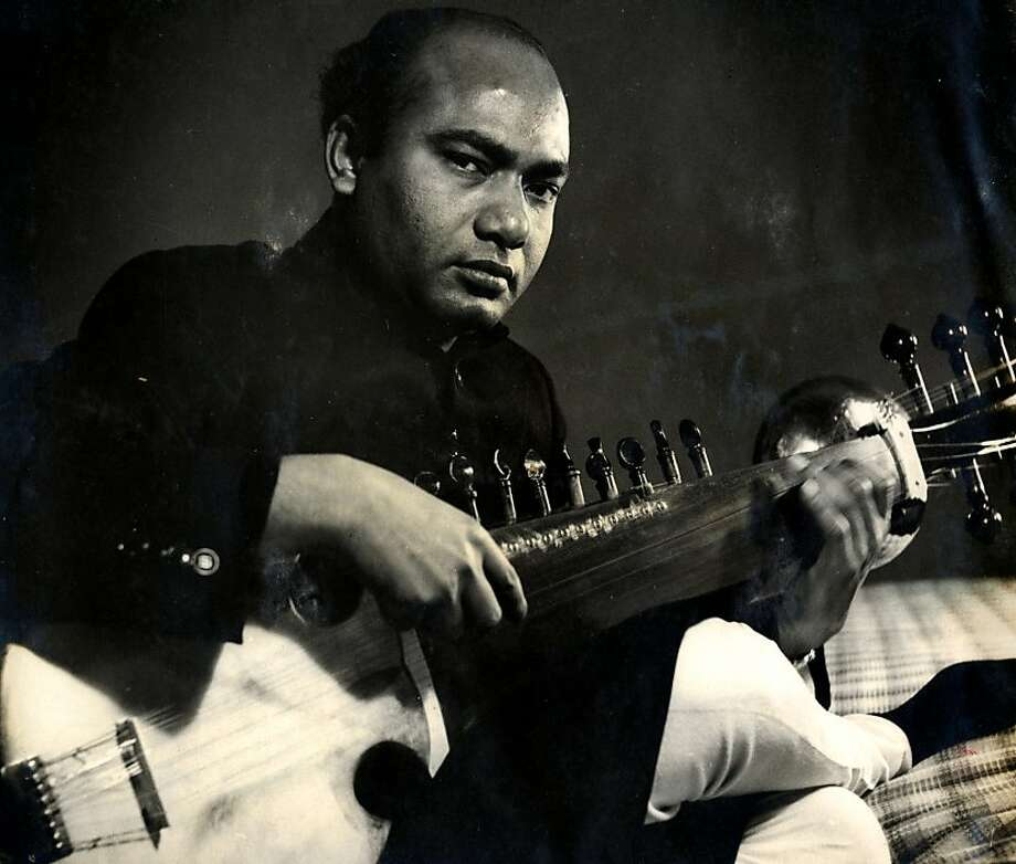 Photo Caption: Indian Sarodist Maestro Ali Akbar Khan     Indian Sarodist Maestro Ali Akbar Khan Photo: Courtesy Khan Family