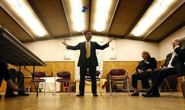 David chiu plans middle path to sf mayor 39 s office sfgate for Addiction salon san francisco