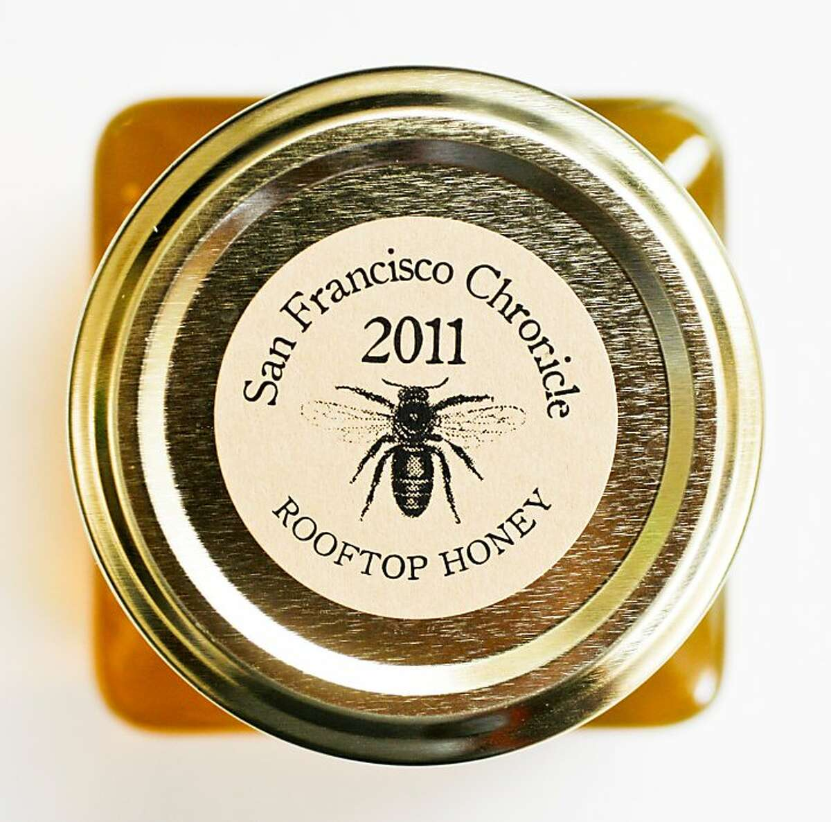 The Chronicle's Rooftop Honey label