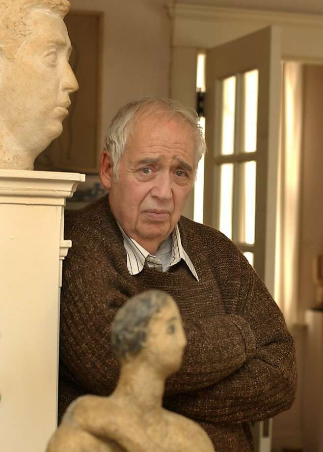 Harold Bloom Photo: Michael Marsland, Yale University