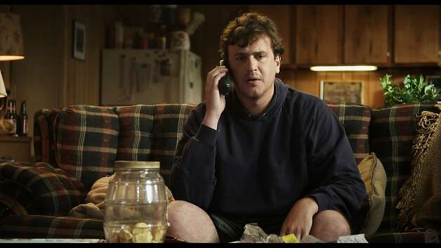 "jason Segel in ""Jeff Who Lives at Home."" Photo: Paramount Vantage"