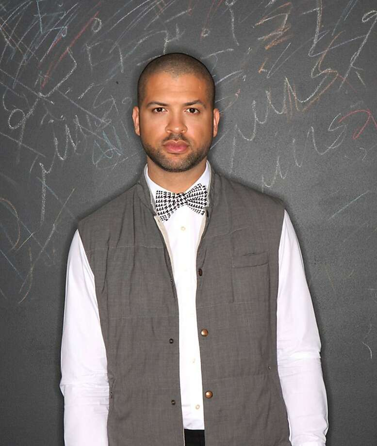 This undated handout photo provided by the Kennedy Center shows Jason Moran. The Kennedy Center is expected to name the 36-year-old pianist Moran as its artistic adviser for jazz Tuesday, succeeding 89-year-old acclaimed musician Billy Taylor. (AP Photo/Kennedy Center)   Ran on: 11-30-2011 Jason Moran won a MacArthur grant. Photo: AP