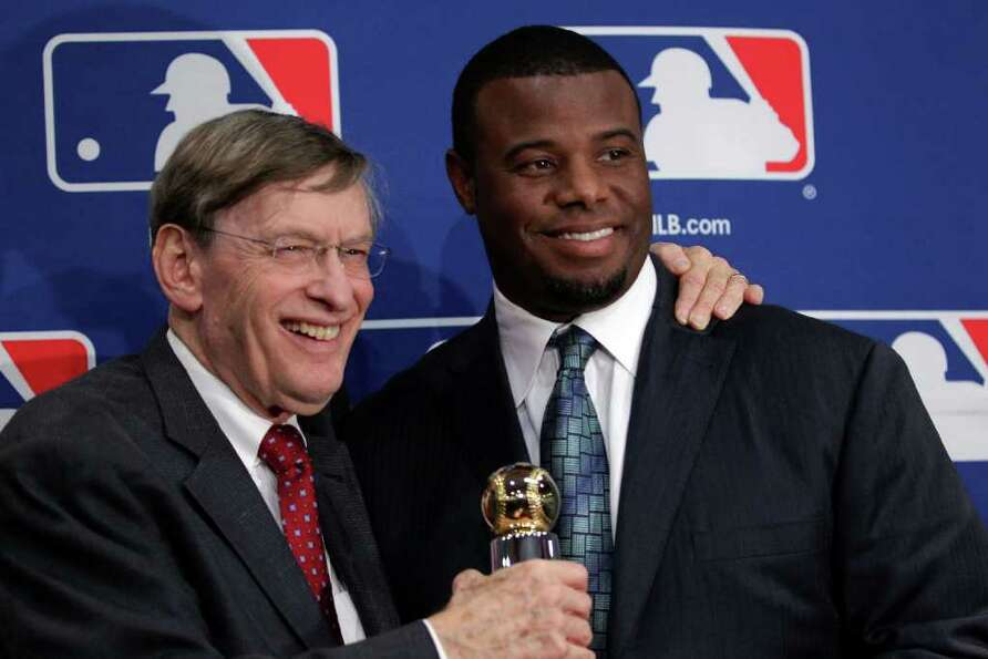 Ken Griffey Jr. Now
