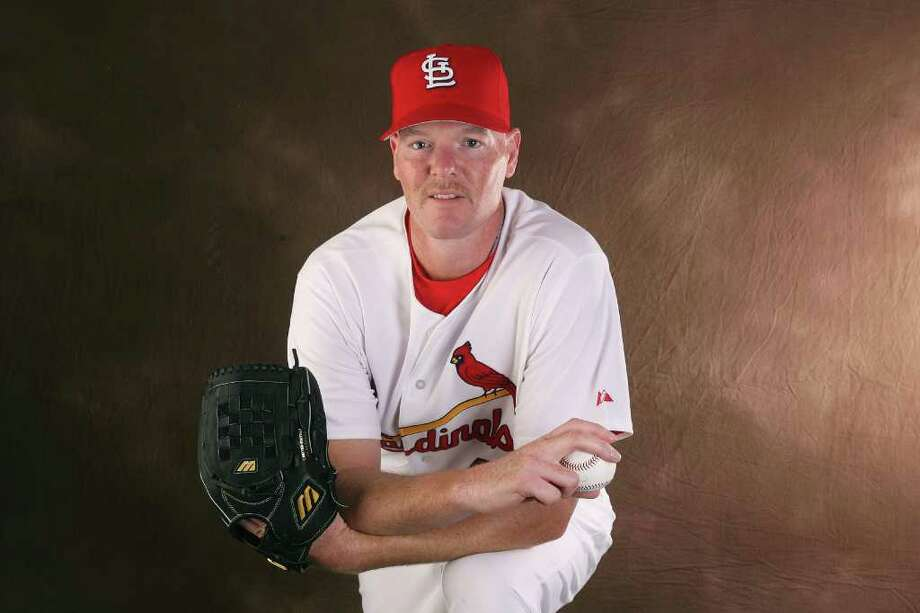 Jeff NelsonNow– Nelson finished his career in 2006 with the Cardinals. He has joined the  sports broadcast ranks since retiring in 2007. Besides his current job  as an MLB.com analyst covering postseason baseball, Nelson also  frequently appears on Seattle sports radio KJR-AM. Photo: Victor Baldizon, Getty Images / 2006 Getty Images