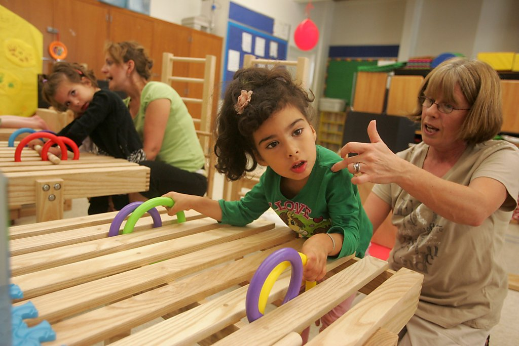 Health Lottery Odds >> Conductive Education Center of S.F. starts small - SFGate