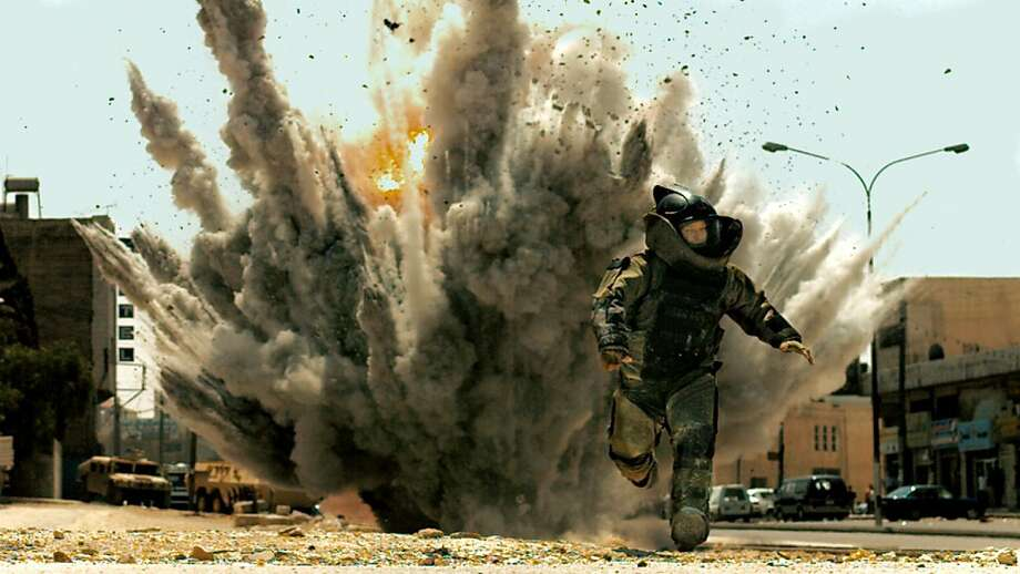 "In this film publicity image released by Summit Entertainment,Jeremy Renner is shown in a scene from, ""The Hurt Locker."" (AP Photo/Summit Entertainment) ** NO SALES ** Ran on: 07-03-2009 Kathryn Bigelow's &quo;The Hurt Locker&quo; is about a journalist embedded with U.S. bomb technicians in Baghdad. Ran on: 07-03-2009  Ran on: 07-10-2009 Staff Sgt. James (Jeremy Renner) runs from an explosion in &quo;The Hurt Locker.&quo; Ran on: 07-10-2009 Staff Sgt. James (Jeremy Renner) runs from an explosion in &quo;The Hurt Locker.&quo; Ran on: 07-10-2009 Photo caption Dummy text goes here. Dummy text goes here. Dummy text goes here. Dummy text goes here. Dummy text goes here. Dummy text goes here. Dummy text goes here. Dummy text goes here.###Photo: HO1200268800Summit EntertainmentIn this film publicity image released by Summit Entertainment,Jeremy Renner is shown in a scene from, ""The Hurt Locker."" (AP Photo-Summit Entertainment) ** NO SALES **_Ran on: 07-03-2009_Kathryn Bigelow's &quo;The Hurt Locker&quo; is about a journalist embedded with U.S. bomb technicians in Baghdad._Ran on: 07-03-2009 Ran on: 07-10-2009 Photo caption Dummy text goes here. Dummy text goes here. Dummy text goes here. Dummy text goes here. Dummy text goes here. Dummy text goes here. Dummy text goes here. Dummy text goes here.###Photo: HO1200268800Summit EntertainmentIn this film publicity image released by Summit Entertainment,Jeremy Renner is shown in a scene from, ""The Hurt Locker."" (AP Photo-Summit Entertainment) ** NO SALES **_Ran on: 07-03-2009_Kathryn Bigelow's &quo;The Hurt Locker&quo; is about a journalist embedded with U.S. bomb technicians in Baghdad._Ran on: 07-03-2009  Ran on: 09-04-2009 Jeremy Renner is shown in a scene from &quo;The Hurt Locker,&quo; which might well win a variety of honors.   Ran on: 02-28-2010 Photo caption Dummy text goes here. Dummy text go Photo: AP"