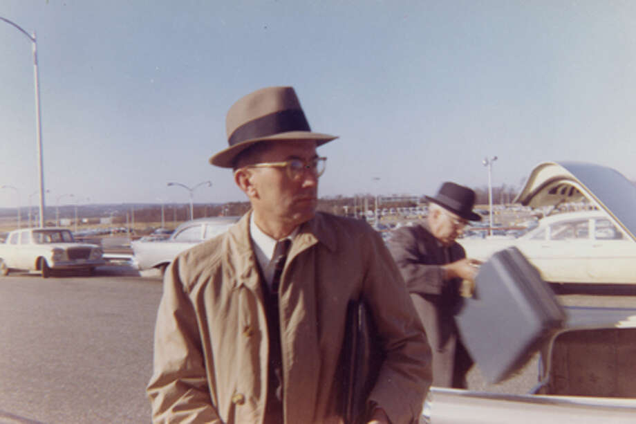 """Willliam Colby in """"The Man Nobody Knew: In Search of My Father, CIA Spymaster William Colby."""""""
