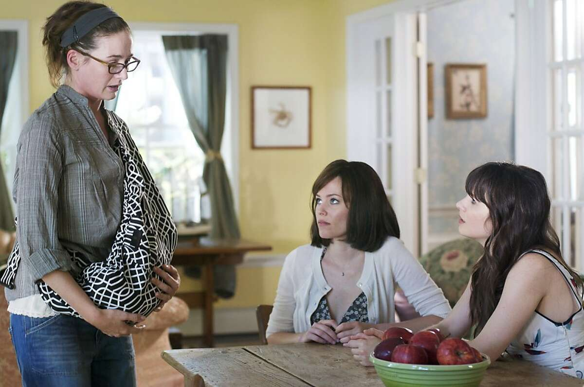 EMILY MORTIMER, ELIZABETH BANKS and ZOOEY DESCHANEL star in OUR IDIOT BROTHER
