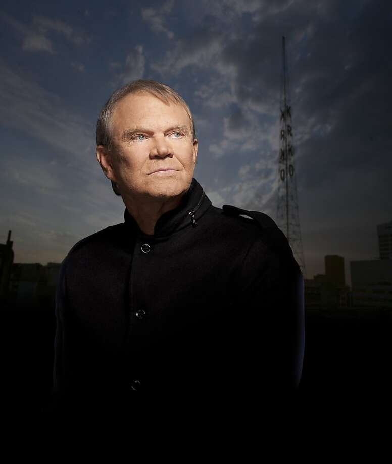 "Glen Campbell, diagnosed with Alzheimer's, is on his Goodbye Tour and has a new album, ""Ghost on the Canvas."" Photo: Surfdog"