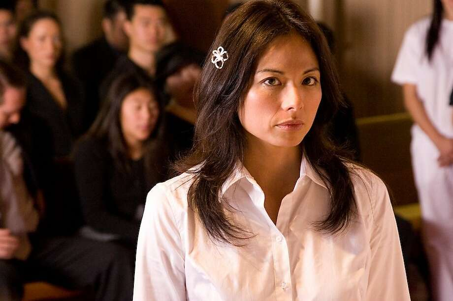 Francoise Yip as Raffi Tang in MOTHERLAND Photo: Courtesy Of Avalon Films