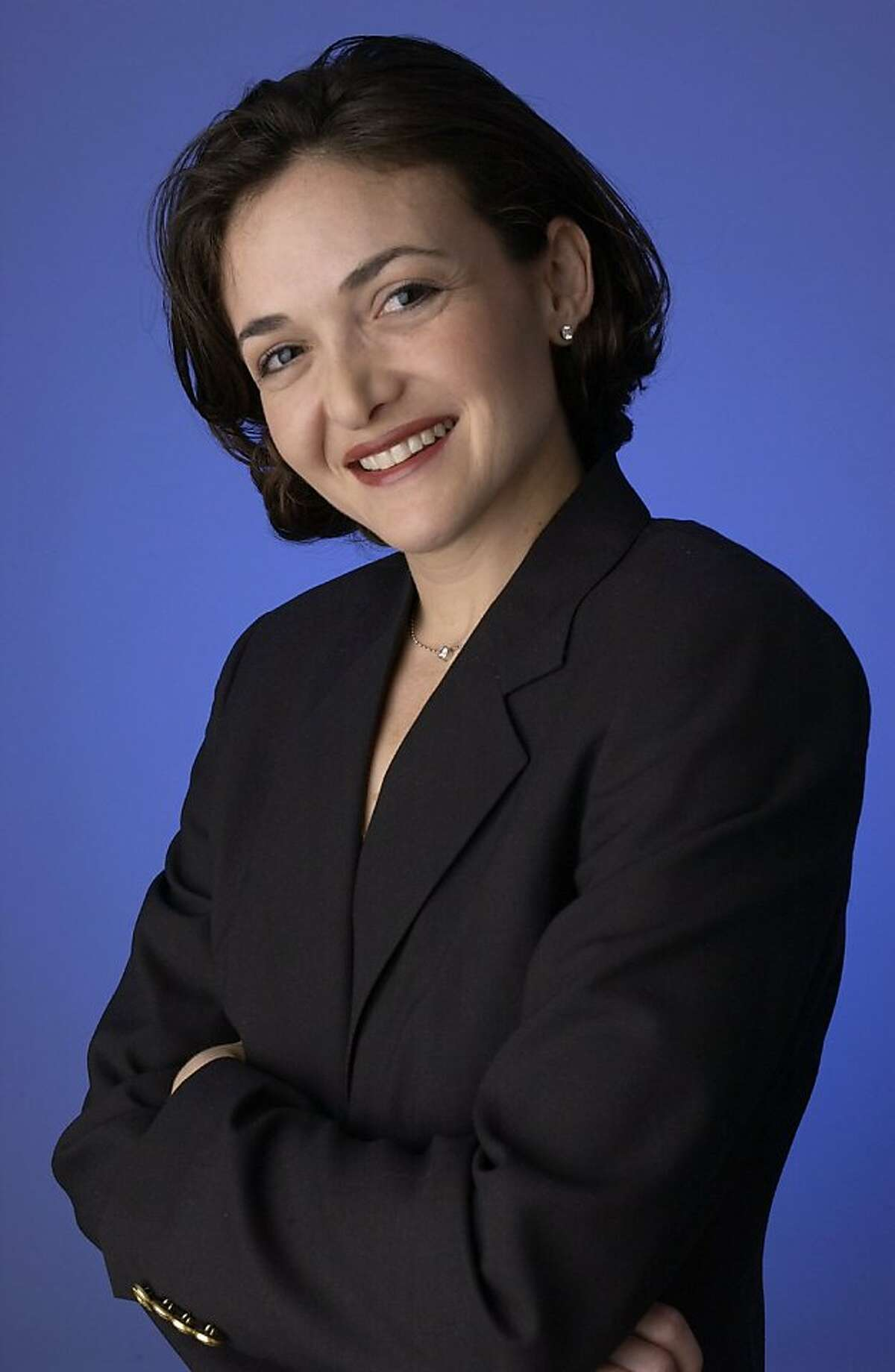 This undated photo provided by Google shows former Google executive Sheryl Sandberg. Facebook Inc. has raided Google Inc. to hire a new chief operating officer, providing the popular online social network with more seasoned management and advertising savvy as it strives to make more money without alienating its audience. Sandberg's defection from Google, announced Tuesday March 4, 2008, represents a coup for Facebook just three months after it suffered a humiliating setback in its effort to inject more commercialism into its Web site. (AP Photo/Google) ** NO SALES ** Ran on: 03-05-2008 Sheryl Sandberg will become chief operating officer of the popular social-networking site.