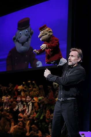 "Brian Henson, son of the late Jim Henson, helps run the Henson companies and serves as a puppeteer in Henson Alternative's ""Stuffed and Unstrung,"" an improv puppet show for adults.   Ran on: 08-14-2011 Photo caption Dummy text goes here. Dummy text goes here. Dummy text goes here. Dummy text goes here. Dummy text goes here. Dummy text goes here. Dummy text goes here. Dummy text goes here.###Photo: shn14_PH10###Live Caption:Brian Henson, son of the late Jim Henson, helps run the Henson companies and serves as a puppeteer in Henson Alternative's ""Stuffed and Unstrung,"" an improv puppet show for adults.###Caption History:Brian Henson, son of the late Jim Henson, helps run the Henson companies and serves as a puppeteer in Henson Alternative's ""Stuffed and Unstrung,"" an improv puppet show for adults.###Notes:###Special Instructions: Photo: Carol Rosegg"