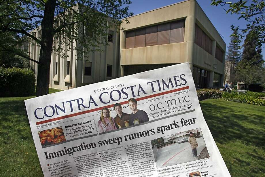 {object name}  Dean Singleton, owner of Denver-based MediaNews Group Inc., has purchased two former Knight Ridder newspapers, the San Jose Mercury News and the Contra Costa Times. 4/26/06 Frederic Larson Photo: Frederic Larson, SFC