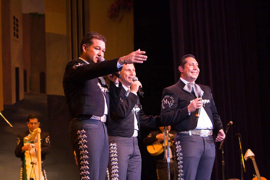The Mariachi Vargas de Tecalitlán concert on Saturday at the Lila Cockrell Theatre is the culmination of a week celebrating mariachi music. Courtesy photo Photo: COURTESY LEFTY RAY CHAPA /  2008 Lefty Ray Chapa