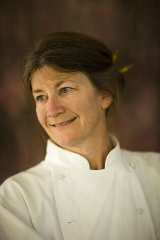 Judy Rodgers, chef at Zuni Cafe in San Francisco, Calif. on June 9, 2008.  Photo by Craig Lee / The Chronicle Ran on: 08-27-2008  Ran on: 08-27-2008 Photo: Photo By Craig Lee, The Chronicle
