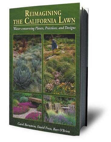 """Reimagining the California Lawn, '' by Caron Bornstein, David Fross and Bart O'Brien. Photo: Cachuma Press"