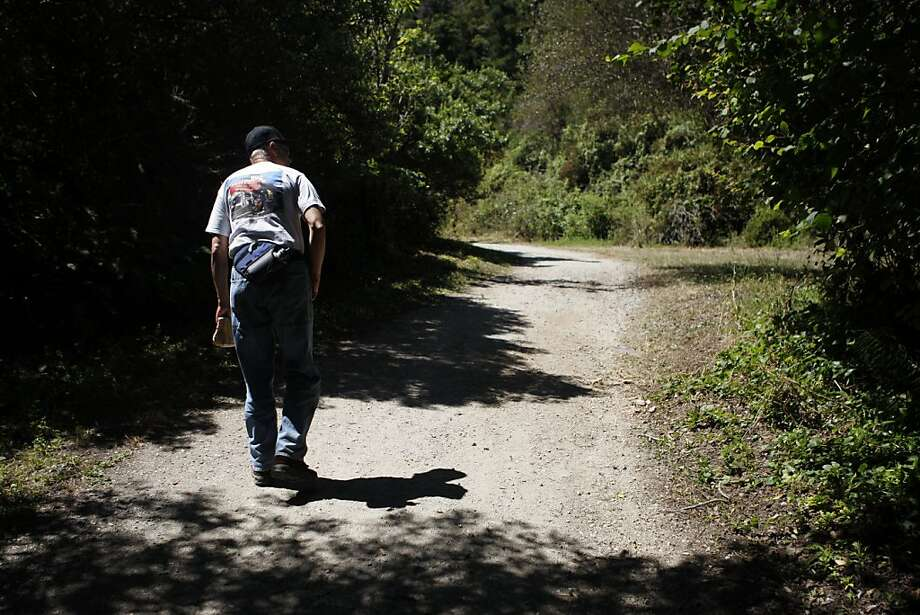 Hike the foothills of the Santa Cruz mountains in San Pedro Valley Park, a 1,100-acre wilderness encompassing the middle and south forks of San Pedro Creek. Just steps from Pacifica homes, the creek with its overhead canopy is one of San Mateo's few remaining spawning grounds for steelhead trout, which like salmon swim from the ocean to spawn in the creek of their birth. Today, the park offers hiking trails through lush canyons and ridge-top prairies. There are a number of picnic areas, and a volunteer-staffed visitor center offers trail maps, a small library and bookstore and exhibits. Photo: Maddie McGarvey, The Chronicle