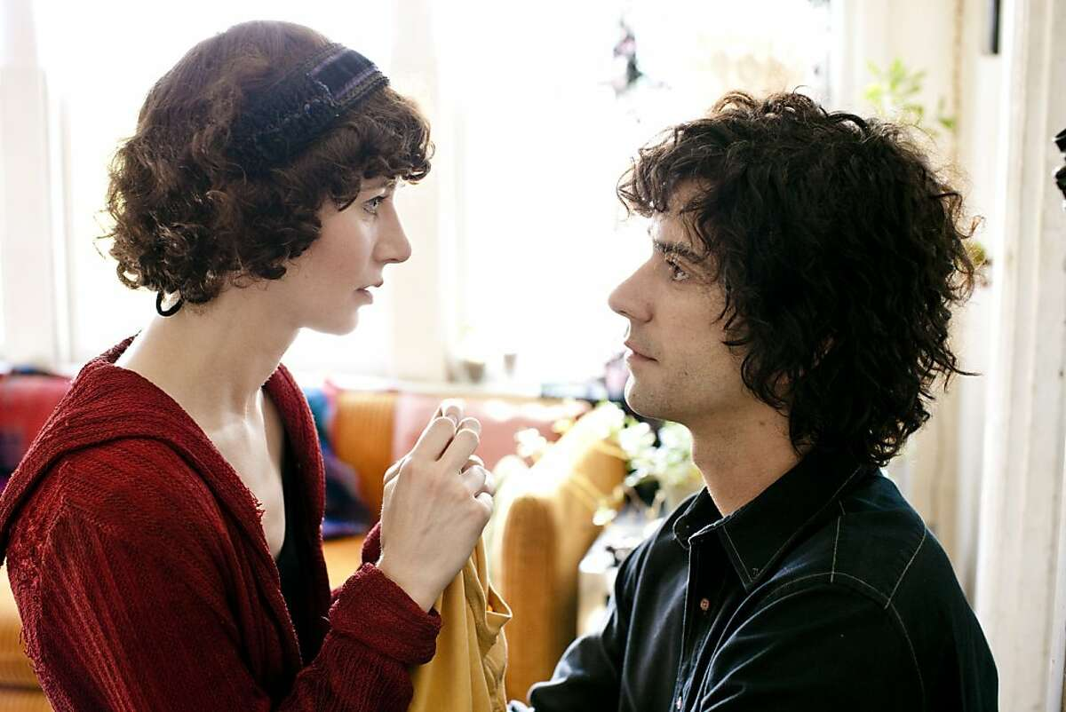 Miranda July as Sophie and Hamish Linklater as Jason, in THE FUTURE, written and directed by Miranda July.