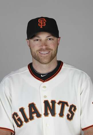 This is a 2011 photo of Nate Schierholtz of the San Francisco Giants baseball team. This image reflects the San Francisco Giants active roster as of  Wednesday, Feb. 23, 2011 when this image was taken.  (AP Photo/Marcio Jose Sanchez) Photo: Marcio Jose Sanchez, AP