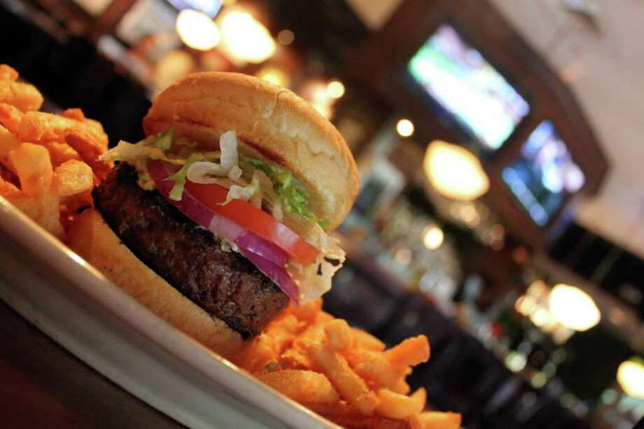 BlackFinn American GrilleWhere: 1910 Bagby StPhone: (713) 651-9550Website: houston.blackfinnamericangrille.com Photo: Jack Thompson