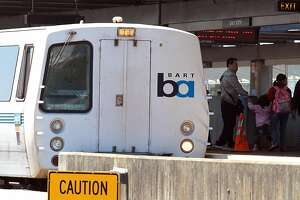 BART delays after problem in Daly City - Photo