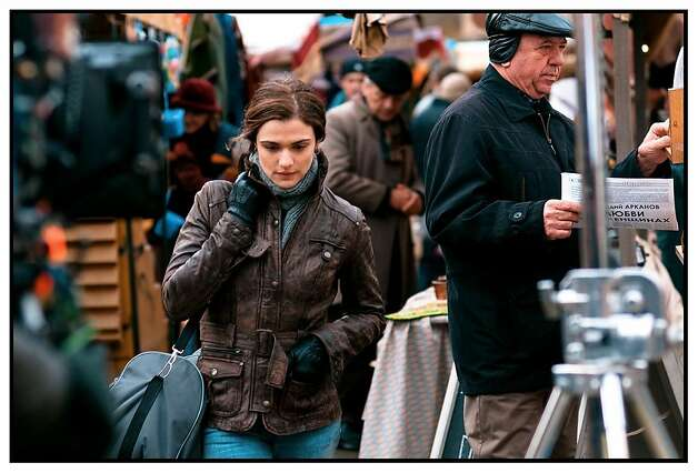 Rachel Weisz as Kathy in THE WHISTLEBLOWER. Photo: Andrei Alexandru, Samuel Goldwyn Films