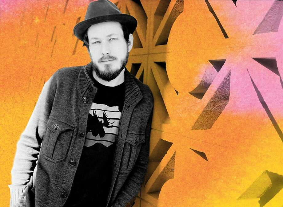 Vetiver's Andy Cabic Photo: Miss Management